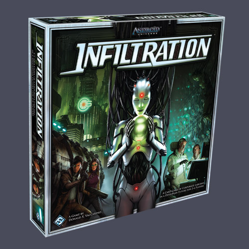 Infiltration by Fantasy Flight Games