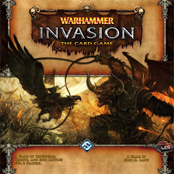 Warhammer: Invasion LCG Core Set by Fantasy Flight Games