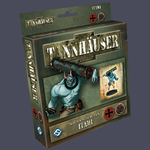 Tannhauser: Itami by Fantasy Flight Games