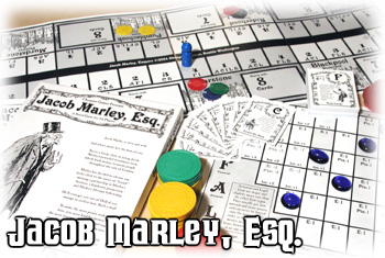 Jacob Marley Esquire Box Set by Cheapass Games