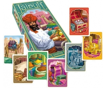 Jaipur by Asmodee Editions / Gameworks