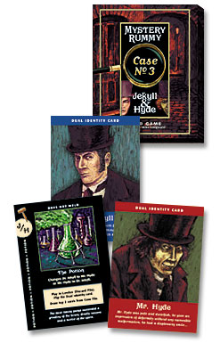 Mystery Rummy Case #3: Dr. Jekyll and Mr. Hyde by US Games Systems, Inc