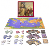 Journeys of Paul® Board Game by Cactus Game Design