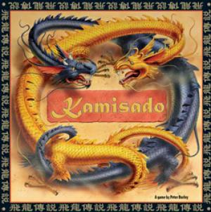Kamisado by Burley Games