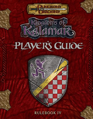 Dungeons & Dragons : Kingdom Of Kalamar Player's Guide by Kenzer and Company