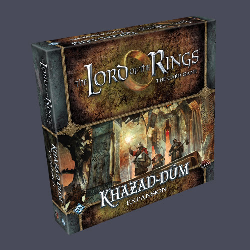 The Lord Of The Rings LCG: Khazad-dum Expansion by Fantasy Flight Games