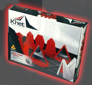Khet - The Laser Game by Innovention Toys LLC