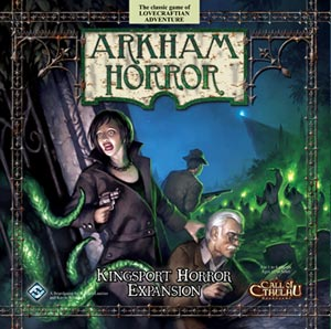 Arkham Horror: Kingsport Horror Expansion by Fantasy Flight Games