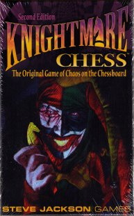 Knightmare Chess 2nd Edition by Steve Jackson Games