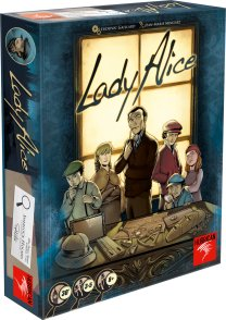 Lady Alice by Asmodee