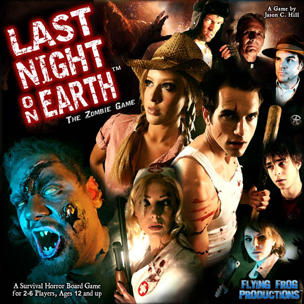 Last Night On Earth - The Zombie Game by Flying Frog Productions, LLC
