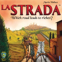 La Strada by Mayfair Games