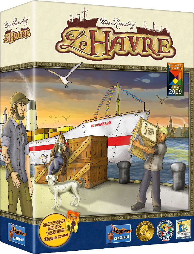 fair play games le havre 2nd edition includes le. Black Bedroom Furniture Sets. Home Design Ideas