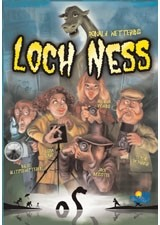Loch Ness by Rio Grande Games