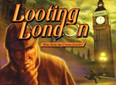 Looting London by FRED Distribution / Gryphon Games