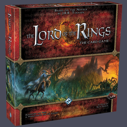 The Lord Of The Rings: The Card Game Core Set by Fantasy Flight Games