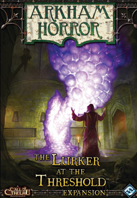 Arkham Horror: Lurker At The Threshold Expansion by Fantasy Flight Games