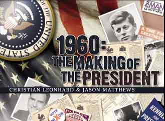 1960: Making Of A President by Z-Man Games, Inc.