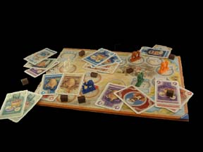 Marco Polo by Rio Grande Games