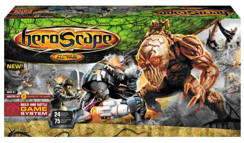Heroscape Master Set 2: Swarm of the Marro by Hasbro, Inc.