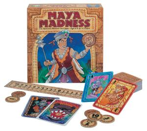 Maya Madness by Gamewright