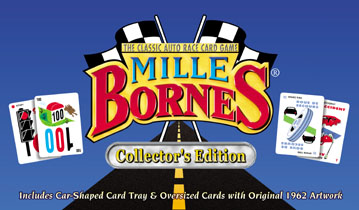 Mille Bornes Collector's Edition by Winning Moves US