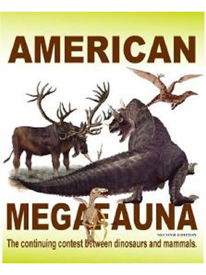 American Megafauna (2nd Edition) by Sierra Madre Games