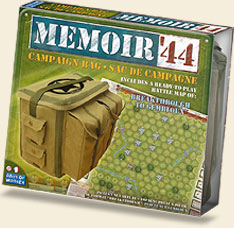 Memoir '44 Campaign Bag by Days of Wonder, Inc.