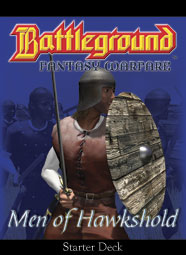 BFW Men of Hawkshold Army Starter (Battleground Fantasy Warfare) by YOUR MOVE GAMES