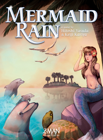 Mermaid Rain by Z-Man Games, Inc.