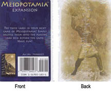 Mesopotamia: Expansion cards by Mayfair Games  / Phalanx