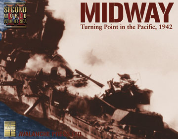 2nd World War At Sea : Midway - Turning Point in the Pacific, 1942 by Avalanche Press, Ltd.