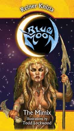 Blue Moon: Mimix Expansion by Fantasy Flight Games