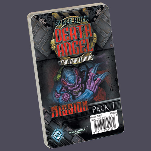 Space Hulk: Death Angel - Mission Pack 1 Expansion by Fantasy Flight Games