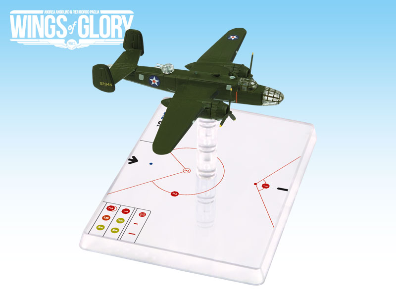 Wings Of Glory WW2: B-25b Mitchell Doolittle by Ares Games