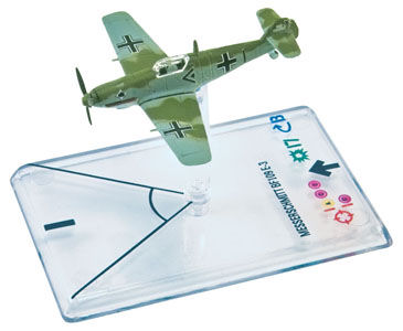Wings Of War II: Messerschmitt Bf109 E-3 (Molders) by Fantasy Flight Games