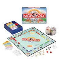 Monopoly Deluxe Edition by Hasbro