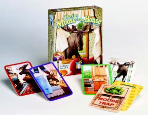 There's a Moose in the House by Gamewright