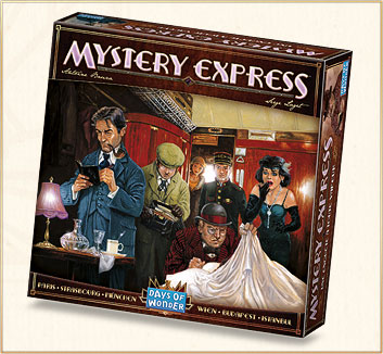 Mystery Express by Days of Wonder, Inc.
