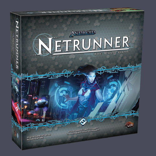 Android: Netrunner LCG Core Set by Fantasy Flight Games