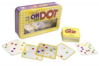 On The Dot by Gamewright / Ceaco