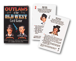 Outlaws of the Old West by US Games Systems, Inc