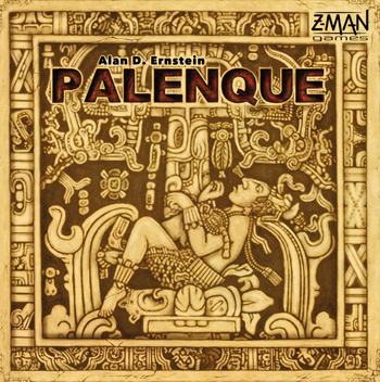 Palenque by Z-Man Games, Inc.