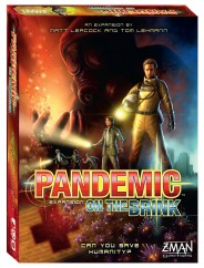 Pandemic On The Brink Expansion - 2013 Edition by Z-Man Games, Inc.