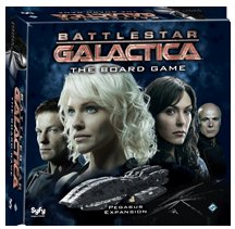 Battlestar Galactica: The Board Game - Pegasus Expansion by Fantasy Flight Games