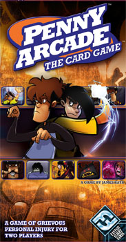 Penny Arcade: The Card Game by Fantasy Flight Games