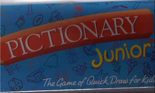 Pictionary Junior by Hasbro