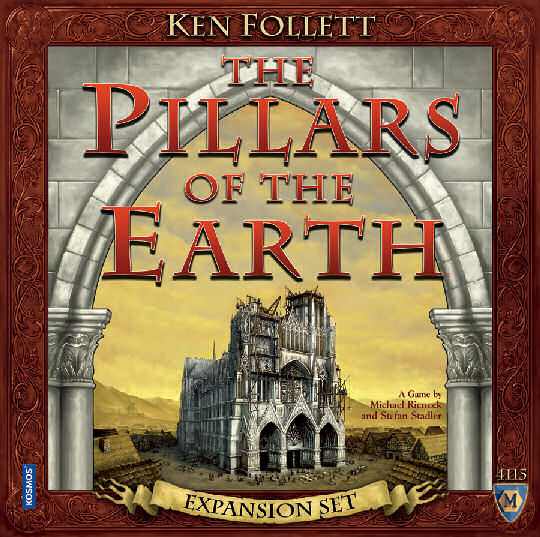 Pillars of the Earth Expansion Set by Mayfair Games