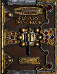 Dungeons & Dragons: Players Handbook HC by TSR Inc.