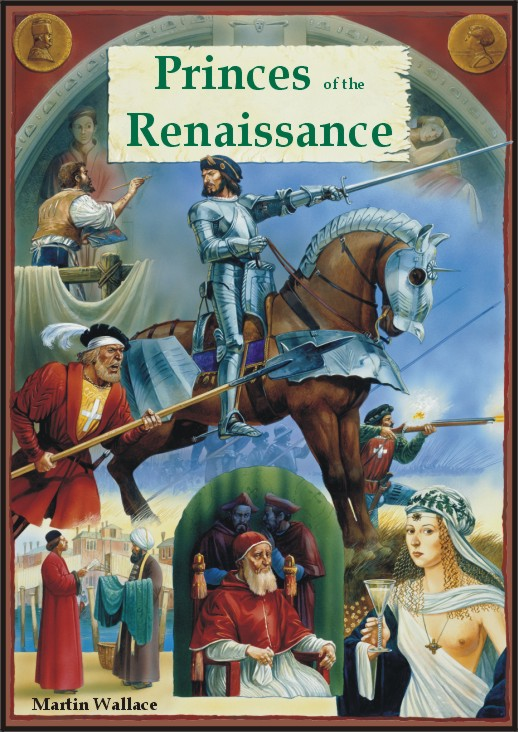 Princes of the Renaissance by Warfrog